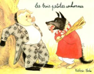 Les trois petites cochonnes (Paperback)