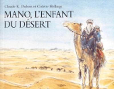 Mano l'enfant du desert (Paperback)