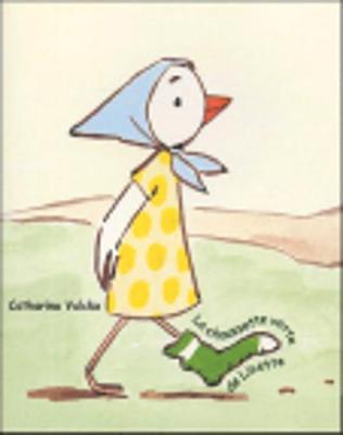 La chaussette verte de Lisette (Paperback)