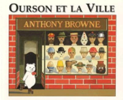 Ourson et la ville (Paperback)