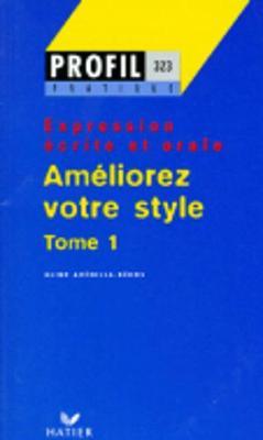 Profil Formation: Ameliorez Votre Style 1 (Paperback)