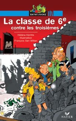 Bibliotheque De Ratus: LA Classe De 6e Contre Les Troisemes (Paperback)