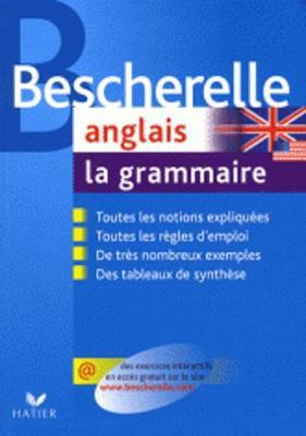 Bescherelle: Anglais/Grammaire (Paperback)