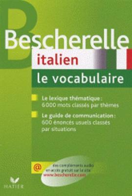 Bescherelle: Italien. Le Vocabulaire (Paperback)