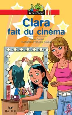 Ratus Poche: Clara fait du cinema (Paperback)