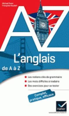 De A a Z: L'Anglais (Paperback)