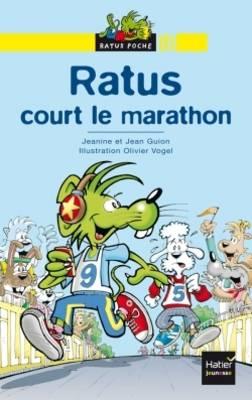 Bibliotheque De Ratus: Ratus Court Le Marathon (Paperback)
