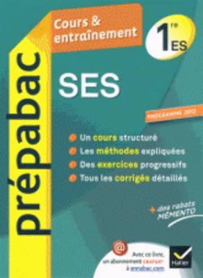 Prepabac Cours Et Entrainement: Ses 1e Es (Paperback)