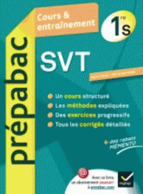 Prepabac Cours Et Entrainement: Svt 1e S (Paperback)