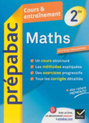 Prepabac Cours Et Entrainement: Maths 2de (Paperback)