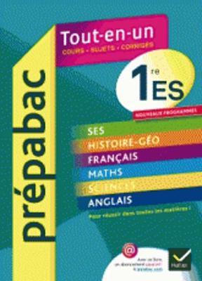 Prepabac Tout-en-un: Toute La 1e Es (Paperback)
