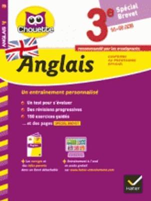 Collection Chouette: Anglais 3e (14-15 Ans) (Paperback)
