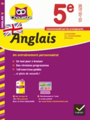 Collection Chouette: Anglais 5e (12-13 Ans) (Paperback)