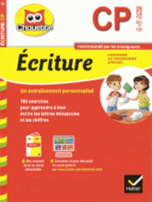 Collection Chouette: Ecriture Cp (6-7 Ans) (Paperback)