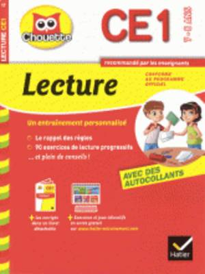 Collection Chouette - Francais: Lecture CE1 (7-8 ans) (Paperback)
