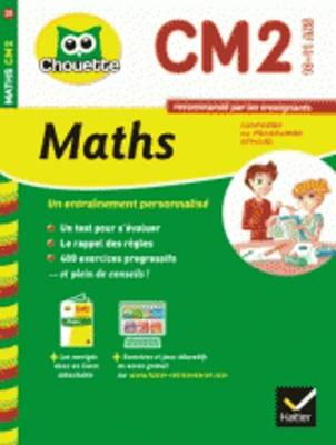 Collection Chouette - Maths: Maths CM2 (10-11 ans) (Paperback)