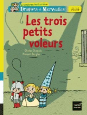 Les Trois Petits Voleurs (Paperback)