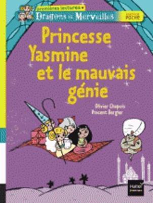 Princesse Yasmine Et Le Mauvais Genie (Paperback)