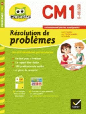 Collection Chouette - Maths: Resolution de problemes CM1 (9-10 ans) (Paperback)
