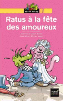 Ratus Poche: Ratus a La Fete DES Amoureux (Paperback)
