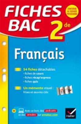 Fiches Bac: Francais (Paperback)