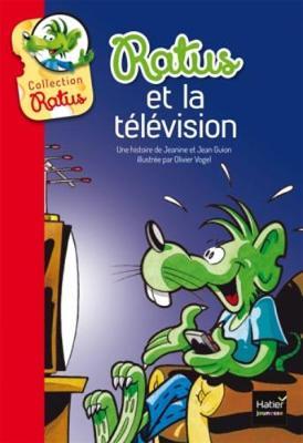 Ratus Poche: Ratus et la television (Paperback)
