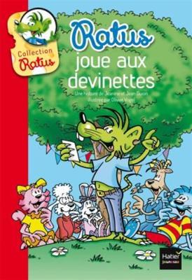 Ratus Poche: Ratus joue aux devinettes (Paperback)