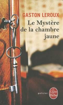 Le Mystere De La Chambre Jaune (Paperback)