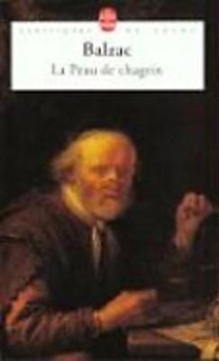 La Peau De Chagrin (Paperback)
