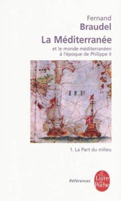La part du milieu (Paperback)