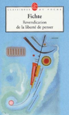 Revendication De LA Liberte De Penser (Paperback)
