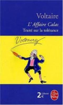 L'affair Calas: Traite Sur La Tolerance (Paperback)