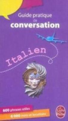 Guide Pratique De Conversation Italien (Paperback)