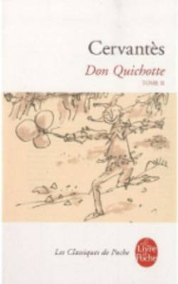 Don Quichotte Tome 2 (Paperback)
