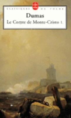 Le Comte De Monte-Cristo 1 (Paperback)