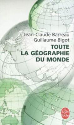 Toute la geographie du monde (Paperback)