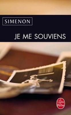 Je Me Souviens (Paperback)