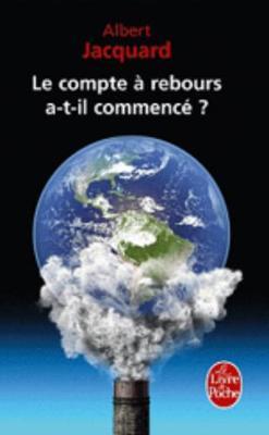 Le Compte a Rebours A-t-Il Commence ? (Paperback)