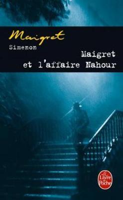 Maigret Et l'Affaire Nahour - J'ai lu (Paperback)