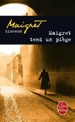 Maigret Tend UN Piege (Paperback)