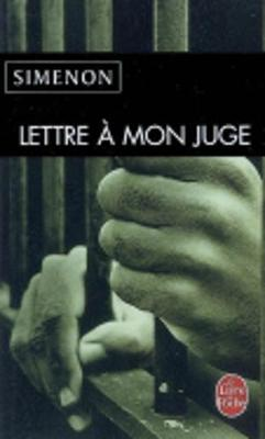 Lettres a mon juge (Paperback)