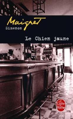 Le chien jaune (Paperback)