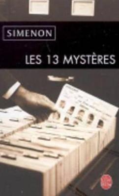 Les Treize Mysteres (Paperback)