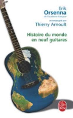 Histoire Du Monde En Neuf Guitares (Paperback)