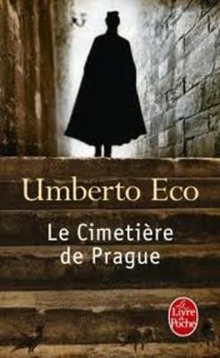 Le Cimetiere De Prague (Paperback)
