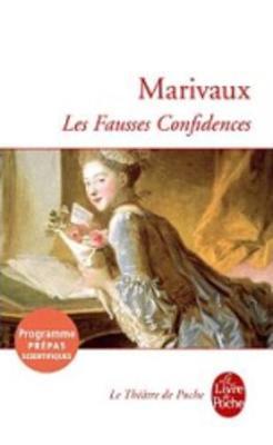 Les fausses confidences (Paperback)