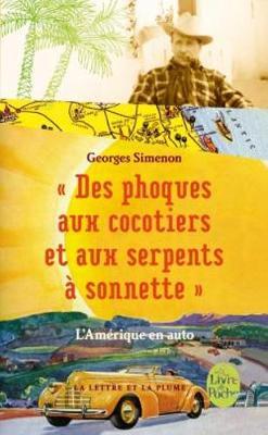 Des phoques au cocotiers... L'Amerique en auto (Paperback)