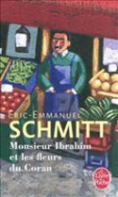 Monsieur Ibrahim ET Les Fleurs Du Coran (Paperback)