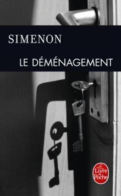 Le demenagement (Paperback)