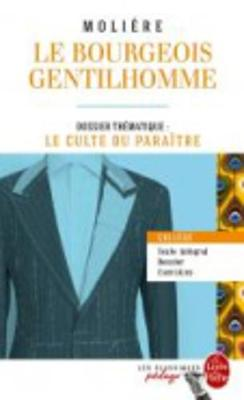 Le bourgeois gentilhomme (Paperback)